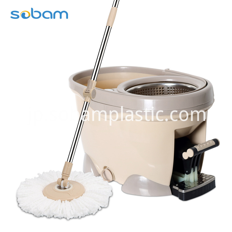 Bucket Mop with Pedal