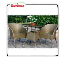 plastic rattan dinning furniture,rattan wicker restaurant outdoor furniture,imitation rattan garden furniture