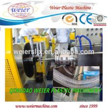 PVC water tubes making machine