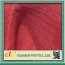 canapé en tissu avec revêtement amovible