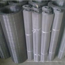 Rede de arame de aço inoxidável / malha de arame tecida holandesa do filtro