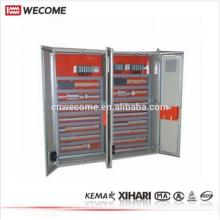 Панель управления главного распределительного щита трансформаторы напряжения генератора