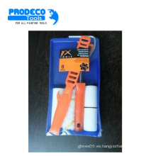 "8PC 4 ""mini rodillo de pintura Kit"