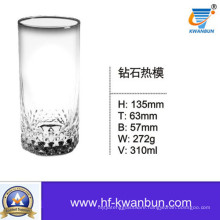 High Quality Clear Drinking Glass Cup Wigh Good Price Kb-Hn0356