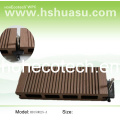 Holzpulver Plastikdeck