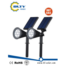 Adjustable Waterproof LED Solar Garden Path Light