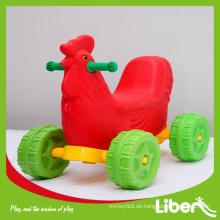 Interessante Plastik Tier Schaukel Pferd Spielzeug für Kinder LE.YM.049