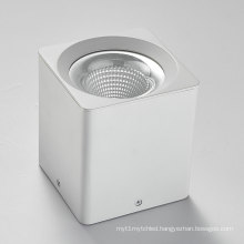 Dimmable 10-40W Surface Mounted COB LED Downlight