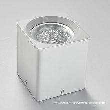 Downlight LED COB à intensité variable 10-40W