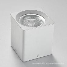 Downlight à LED COB monté en surface à intensité variable 10-40W