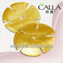 Máscara del pecho de la belleza del colágeno del oro 24K