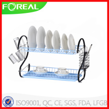 Better Chef 22-Inch PVC Dipped Dish Rack