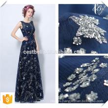 2016 Новый Дизайн Элегантный Вечернее Темно Синее Вечернее Платье Новый Горячий Мода Женщин Современные Кружева Синий Вечерние Платья