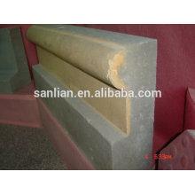 Pressione a maquina de fabricação de pedra da borda da estrada de curbstone