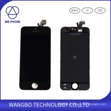 Painel LCD das peças sobresselentes para o conjunto do digitador do toque do iPhone 5g