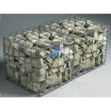 Caja de gaviones soldada y plegable (TS-E113)