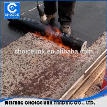 Mineral APP bitumen waterproofing membranes needed africa