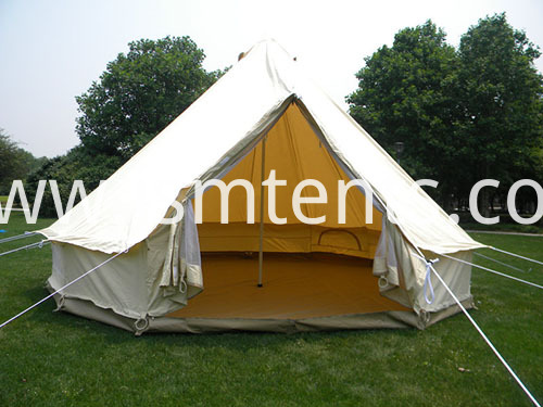 military Cotton Bell Tents