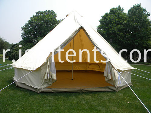 Flame retardant Waterproof Bell Tents