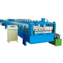 Hight Efficiency Fully Automatic Roof / Wall Roll Forming Machinery, Color Steel Machine