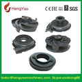 Rubber Lined for Heavy Duty Slurry Pump