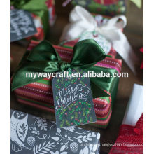 2015 étiquettes et étiquettes mignonnes pour cadeaux de Noël