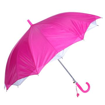 Double Layers Pure Color Kid / Kinder / Kinder Umbrella (SK-20)