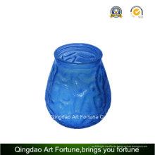 Glas Citronella Jar Kerze für Outdoor-Dekor