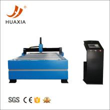 Máquina de corte do metal do plasma do CNC para o Alumunim de aço