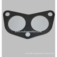 Custom Metal Coated Rubber Flange Gasket