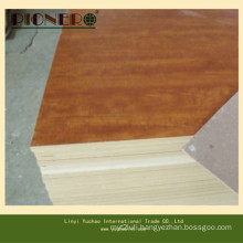 High Glossy Brown Melamine Plywood for Furniture