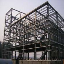 Édifice à structure en acier à étages multiples (SSW-186)