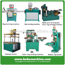 BOBO high speed radial wire fan guard grill making machines