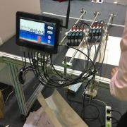 HP Technologie Online-Wifi Thermal Codierung Maschine