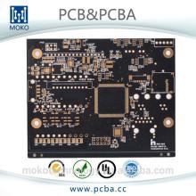 черный паяльной маски PCB Ассамблеи сделано в Китае агрегат PCB