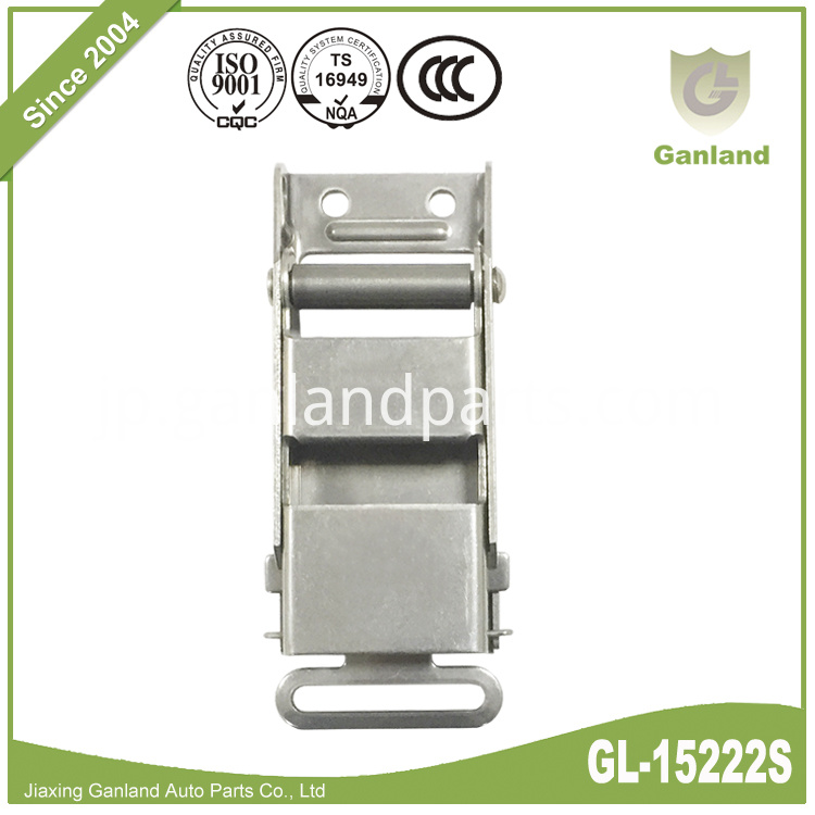 Pull Release Curtain Buckle GL-15222S-2