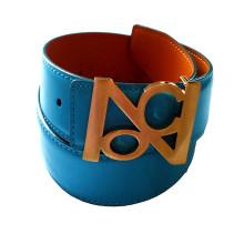 Men Press Hardware Buckle Leather Belt (HJ0180)