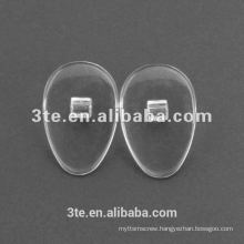 Cheap solt and lcear nose pads in promotion