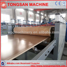 WPC foam board PVC crust foam board production line