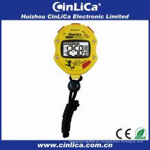 CT-833 digital profissional linha única LCD display cronômetro