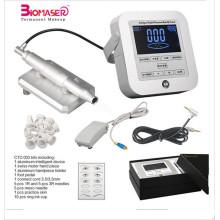 Vente en gros de kit de maquillage permanent numérique, machine à maquillage permanent, pince microblade à micro-aiguilles.