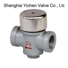 Purgeur de vapeur à disque haute température à filetage de vis (CS19H)