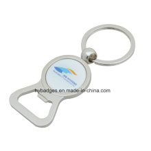 Key Rings in Bulk, Printing Logo on Bottle Opener (GZHY-KA-116)