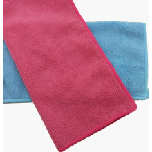 Supply Warp Knitted Microfiber Car Cleaning Cloth