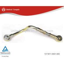 Tuyau d'huile de pompe d'injection de carburant YuChai YC6A 4400-1111360