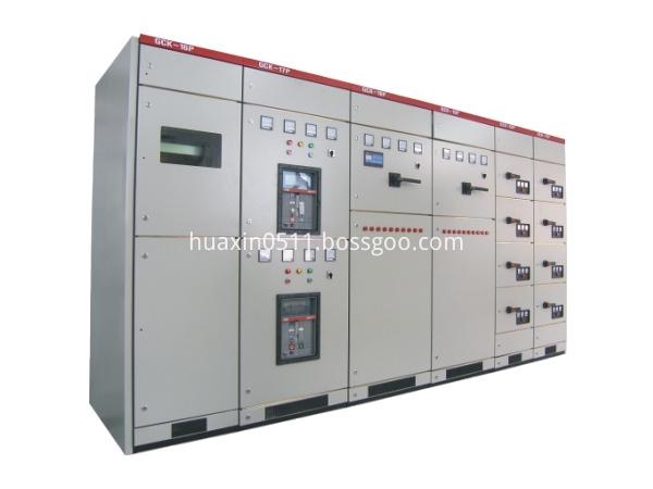 low voltage power distribution