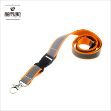 Reflector Lanyard - Custom Imprinted with Logo