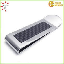 Cheap Wholesale Eagle Shape Customized Logo Money Clip with Spring