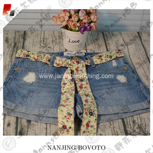girls denim shorts american girls holes shorts