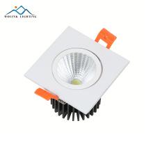 3w 6w 7w 9w 12w 15w 16w 24w 30w Embedded Round COB LED down light